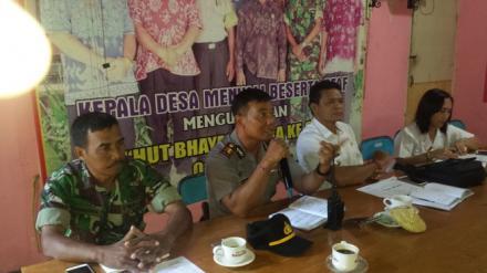 Rapat Rutin dan Pantap Harnas 17 Agustus 2018