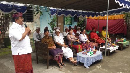 Simakarama Bupati Buleleng, Warga Mengharapkan Peningkatan Insfrastruktur dan Pembenahan Irigasi