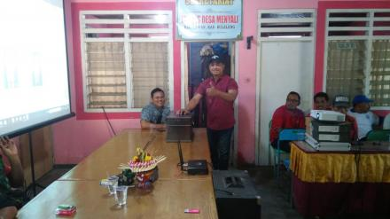 Pemilihan BPD Telah Usai, 5 Orang Anggota BPD Desa Menyali Periode 2019-2025 Telah Terpilih