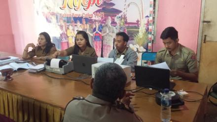 Gebyar Pajak Kembali Dilaksanakan Di Desa Menyali
