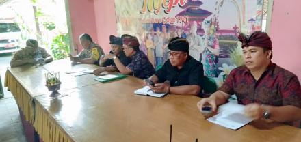 Desa Menyali Siap Gelar Pilkel Yang Damai