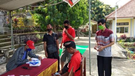 Dua PMI Sudah Dikarantina di Rumah Singgah Desa Menyali