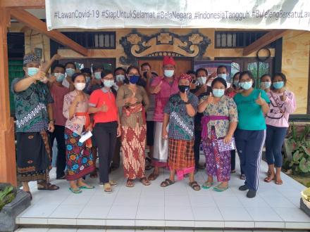 Pembentukan Tim POKJA Pendata SDGS Desa Menyali Tahun Anggaran 2021