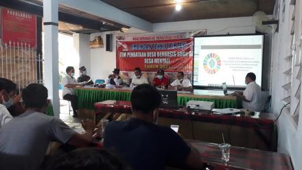 Bimtek Pendatan Desa Berbasis SDGs